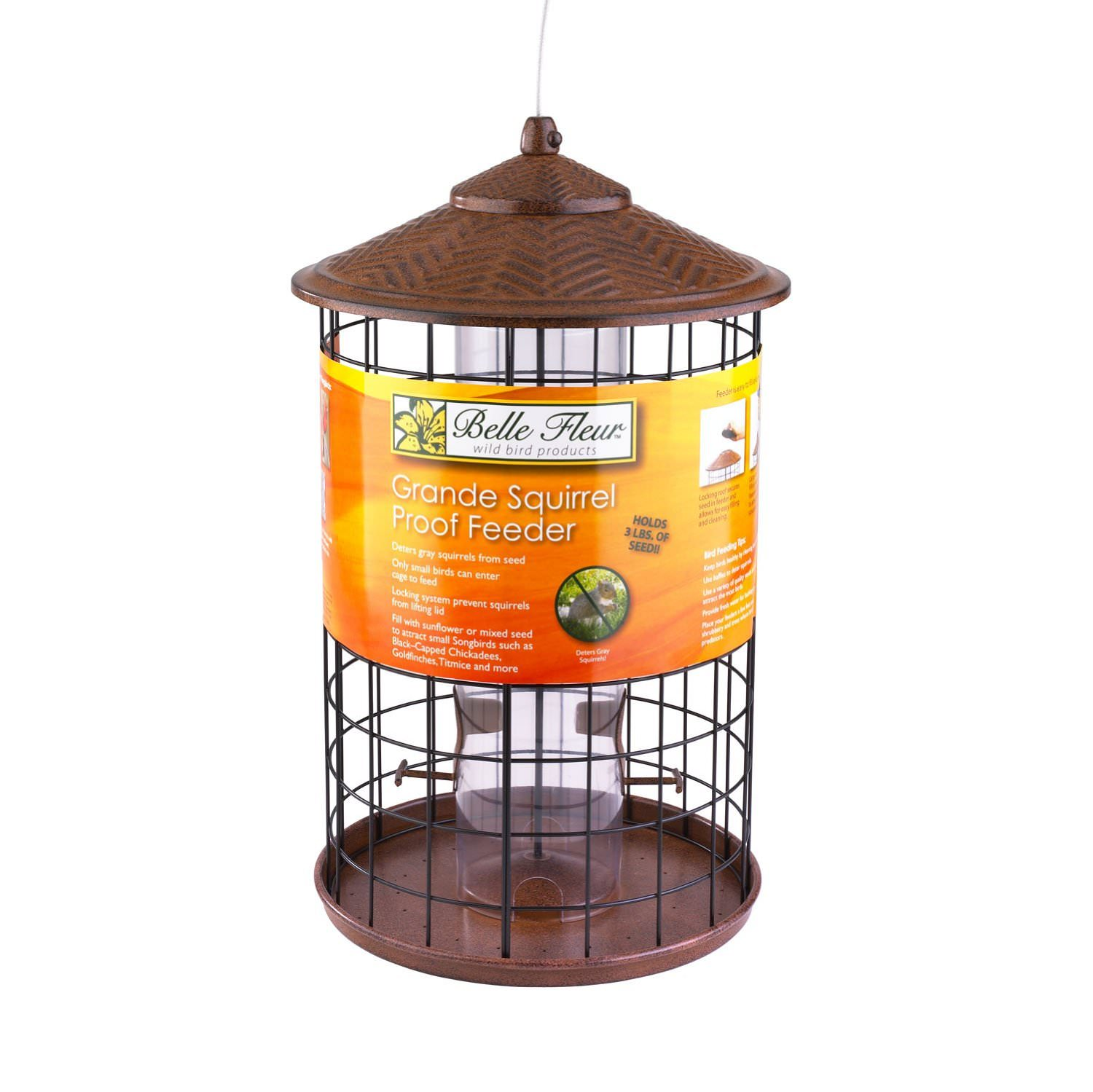 flipper bird feeders yankees feeder yankee droll anti product squirrel yf